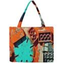 Sunburst Lego Graffiti Mini Tote Bag View1