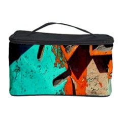 Sunburst Lego Graffiti Cosmetic Storage Case