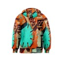 Sunburst Lego Graffiti Kids  Zipper Hoodie View2
