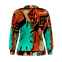 Sunburst Lego Graffiti Women s Sweatshirt View2