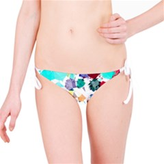 Colorful Diamonds Dream Bikini Bottom