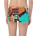 Sunburst Lego Graffiti Boyleg Bikini Bottoms View2