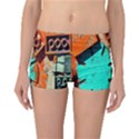 Sunburst Lego Graffiti Reversible Boyleg Bikini Bottoms View3