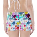 Colorful Diamonds Dream Boyleg Bikini Wrap Bottoms View2