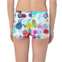 Colorful Diamonds Dream Reversible Boyleg Bikini Bottoms View2