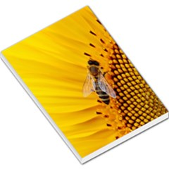 Sun Flower Bees Summer Garden Large Memo Pads