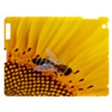 Sun Flower Bees Summer Garden Apple iPad 3/4 Hardshell Case View1