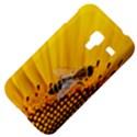 Sun Flower Bees Summer Garden Samsung Galaxy Ace Plus S7500 Hardshell Case View4