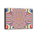 Pastel Shades Ornamental Flower Mini Canvas 7  x 5  View1