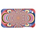 Pastel Shades Ornamental Flower Apple iPhone 3G/3GS Hardshell Case View1
