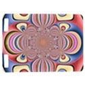 Pastel Shades Ornamental Flower Kindle Touch 3G View1