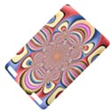 Pastel Shades Ornamental Flower Kindle Touch 3G View4