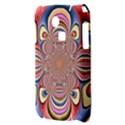 Pastel Shades Ornamental Flower Samsung S3350 Hardshell Case View3