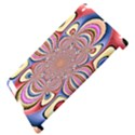 Pastel Shades Ornamental Flower Apple iPad 2 Hardshell Case (Compatible with Smart Cover) View4