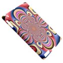 Pastel Shades Ornamental Flower Apple iPad 2 Hardshell Case (Compatible with Smart Cover) View5