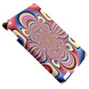 Pastel Shades Ornamental Flower Apple iPad 3/4 Hardshell Case View5