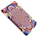 Pastel Shades Ornamental Flower Apple iPad 3/4 Hardshell Case (Compatible with Smart Cover) View5
