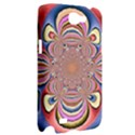 Pastel Shades Ornamental Flower Samsung Galaxy Note 2 Hardshell Case View2