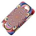 Pastel Shades Ornamental Flower Samsung Galaxy Note 2 Hardshell Case View4
