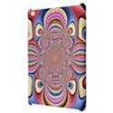 Pastel Shades Ornamental Flower Apple iPad Mini Hardshell Case View3