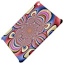 Pastel Shades Ornamental Flower Apple iPad Mini Hardshell Case View4