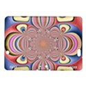 Pastel Shades Ornamental Flower Kindle Fire HDX 8.9  Hardshell Case View1