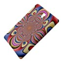 Pastel Shades Ornamental Flower Samsung Galaxy Tab S (8.4 ) Hardshell Case  View4