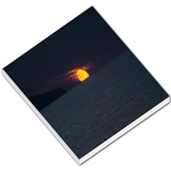 Sunset Ocean Azores Portugal Sol Small Memo Pads