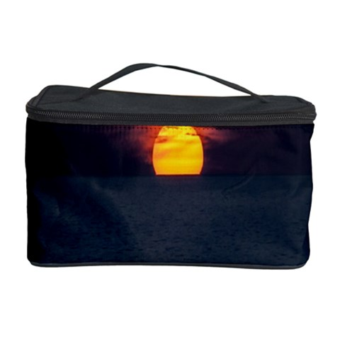 Sunset Ocean Azores Portugal Sol Cosmetic Storage Case