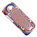 Pastel Shades Ornamental Flower HTC One S Hardshell Case  View5