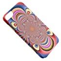 Pastel Shades Ornamental Flower Apple iPhone 5 Classic Hardshell Case View5