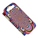 Pastel Shades Ornamental Flower Samsung Galaxy S III Hardshell Case (PC+Silicone) View5