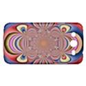 Pastel Shades Ornamental Flower Samsung Galaxy Mega 5.8 I9152 Hardshell Case  View1