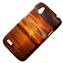Sunset Sea Afterglow Boot HTC Desire V (T328W) Hardshell Case View4