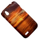 Sunset Sea Afterglow Boot HTC Desire V (T328W) Hardshell Case View5