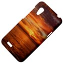 Sunset Sea Afterglow Boot HTC Desire VT (T328T) Hardshell Case View4