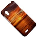 Sunset Sea Afterglow Boot HTC Desire VT (T328T) Hardshell Case View5