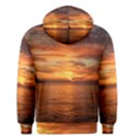 Sunset Sea Afterglow Boot Men s Pullover Hoodie View2