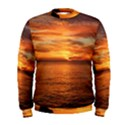 Sunset Sea Afterglow Boot Men s Sweatshirt View1
