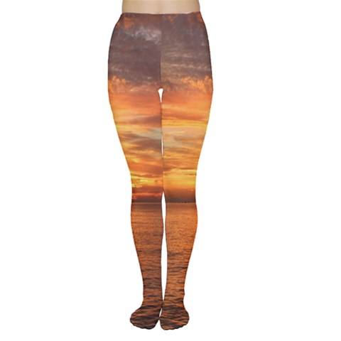 Sunset Sea Afterglow Boot Women s Tights
