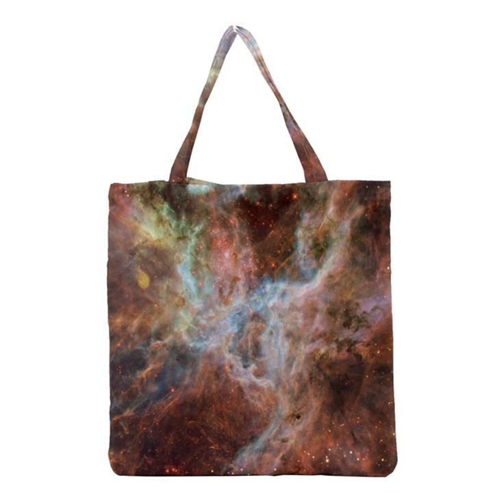 Tarantula Nebula Central Portion Grocery Tote Bag