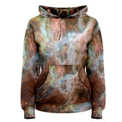 Tarantula Nebula Central Portion Women s Pullover Hoodie