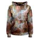 Tarantula Nebula Central Portion Women s Pullover Hoodie View1
