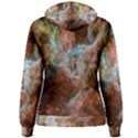 Tarantula Nebula Central Portion Women s Pullover Hoodie View2