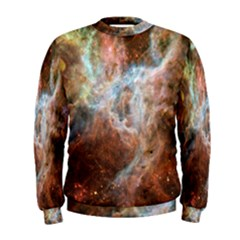 Tarantula Nebula Central Portion Men s Sweatshirt