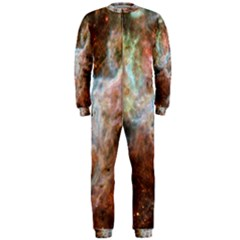 Tarantula Nebula Central Portion OnePiece Jumpsuit (Men)
