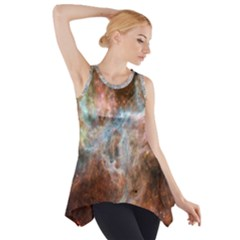 Tarantula Nebula Central Portion Side Drop Tank Tunic
