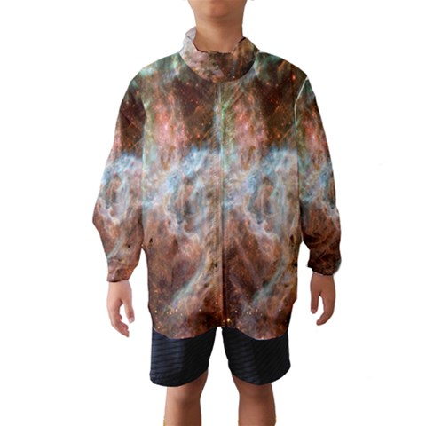 Tarantula Nebula Central Portion Wind Breaker (Kids)