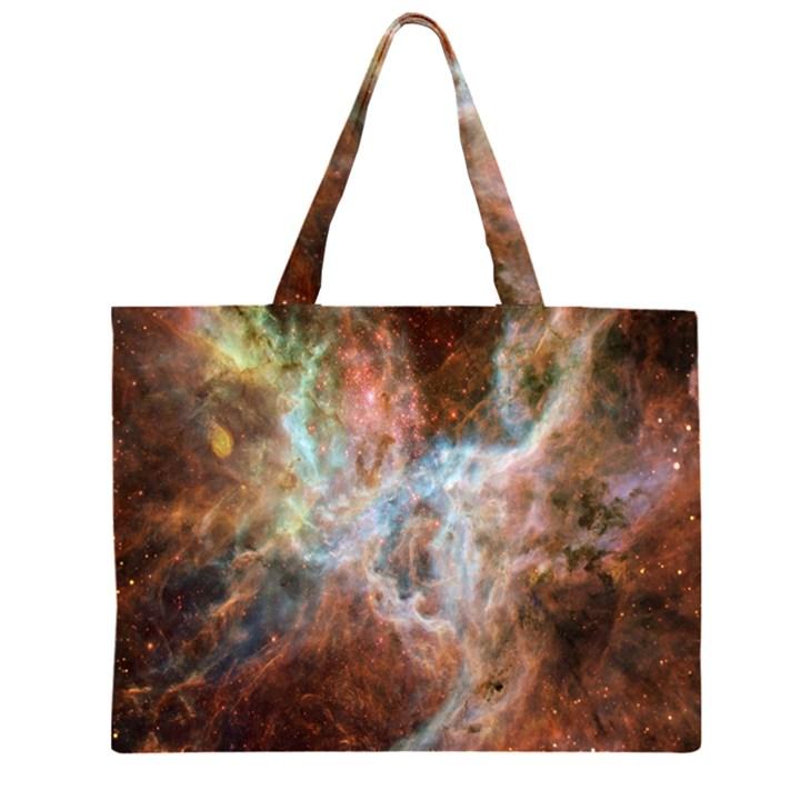 Tarantula Nebula Central Portion Large Tote Bag