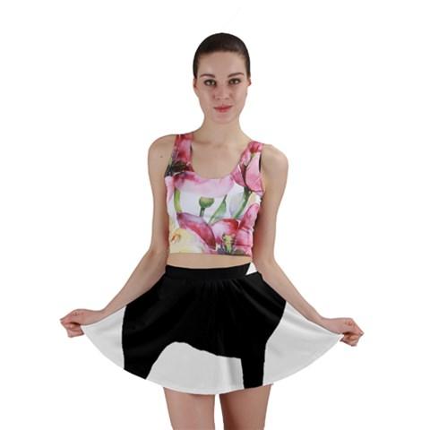 Akita Silo2 Mini Skirt